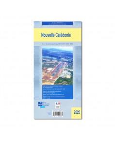 Carte Vol à Vue Nouvelle Calédonie - S.I.A. 2020