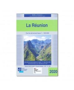 Carte Vol à Vue La Réunion - S.I.A. 2020