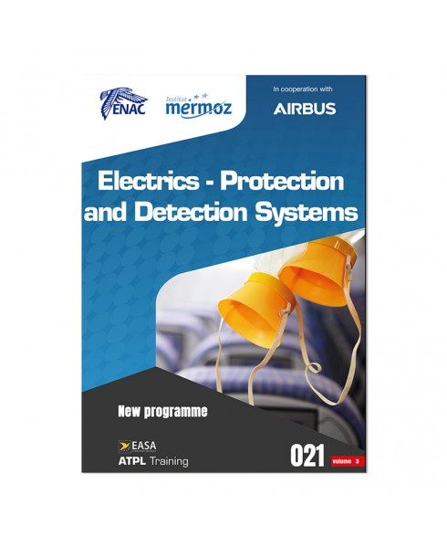 Mermoz - 021 - Electrics - Protection and Detection Systems - Volume 3 - English Version