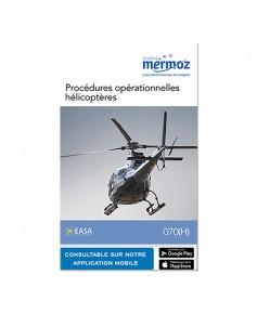 Mermoz - 070 - Procédures opérationnelles Hélicoptères