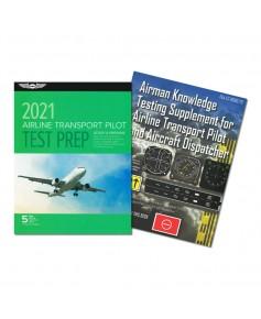 Airline Transport Pilot Test Prep 2021