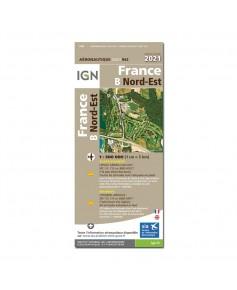 Carte 2021 Nord-Est PAPIER