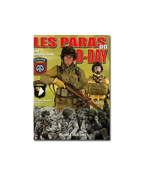 Les Paras du D-Day - Tome 1 : Les Américains - 2e édition