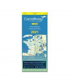 CartaBossy V.F.R. France Jour 2021