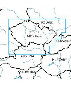 Carte 2021 1/500 000e V.F.R. Suisse Rogers Data