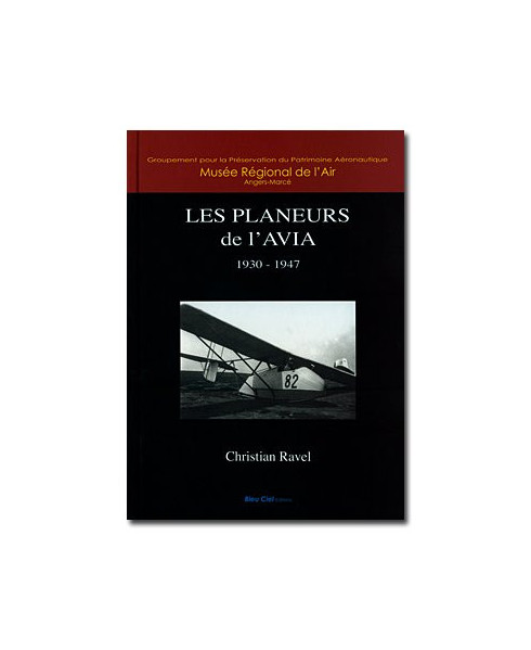 Les planeurs de l'Avia 1930 - 1947