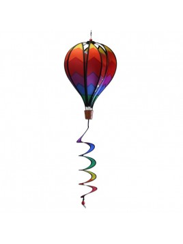 Girouette décorative twist Montgolfière