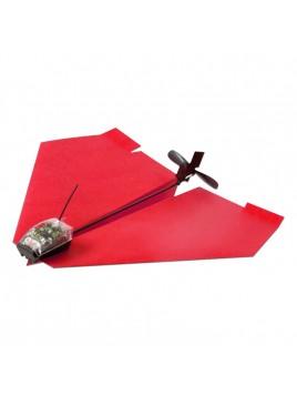 Avion en papier motorisé et radiocommandé Power Up 3.0