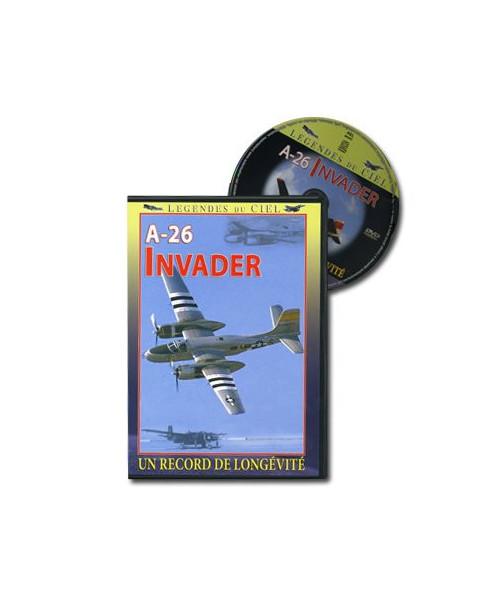 D.V.D. A26 Invader