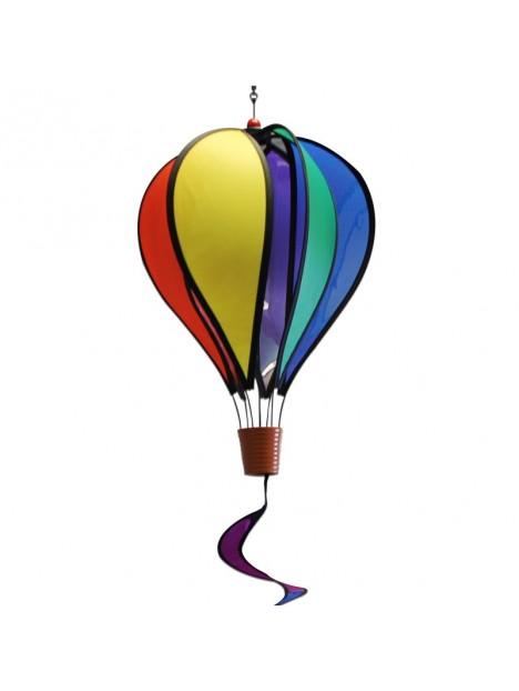 Mini girouette décorative twist Montgolfière