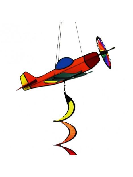Girouette décorative Avion