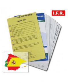 Trip kit I.F.R. Espagne-Portugal