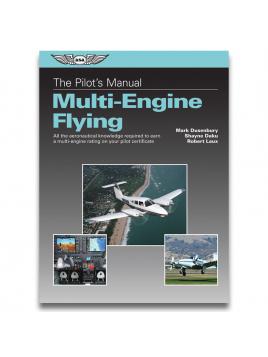 Pilot's Manual: Multi-Engine Flying (Hardcover Book)