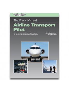 Pilot's Manual: Airline Transport Pilot Certification Training Program (Hardcover Book)