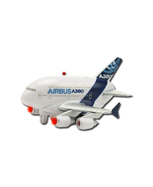 Avion à friction A380 Airbus