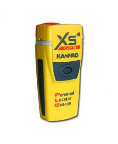 Balise de détresse personnelle Kannad XS-4 Ultimate Lifeline P.L.B. 406 MHz G.P.S.