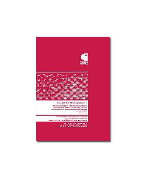 Cours et manuels n°7 - Les tempêtes, les dépressions