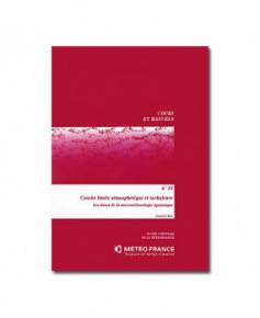Cours et manuels n°16 - Couche limite atmosphérique et turbulence