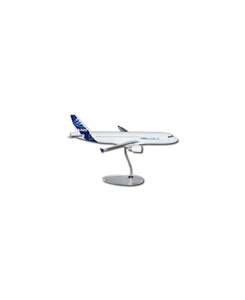 Maquette résine Airbus A320 - 1/100e