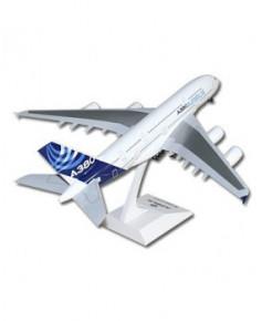 Maquette plastique A380 nouvelles couleurs Airbus 2010 - 1/200e