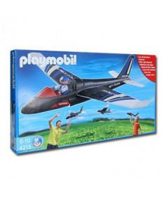 Planeur Jet Team avec pilote Playmobil®