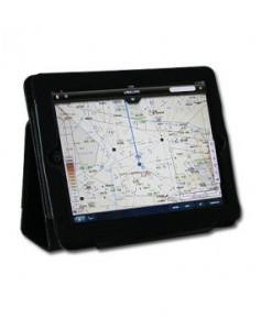 Planchette de vol simili-cuir ASA pour iPad