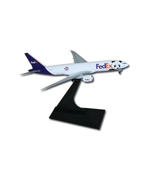 Maquette métal B777-200F FedEx ''Panda Express'' - 1/400e