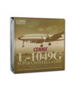 Maquette métal Lockheed L-1049 Super Constellation Connie - 1/400e