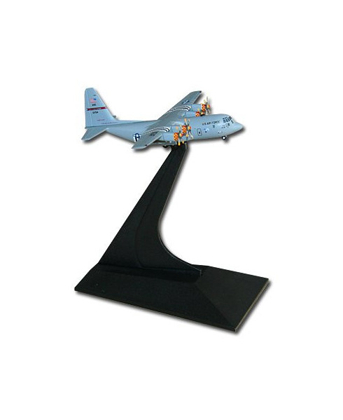 "Maquette métal Lockheed Hercules C130 ""60th anniversary of the 179th Airlift Wing Squadron"" - 1/400e"