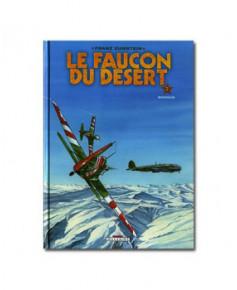Le faucon du désert - Tome 3 : Bergün