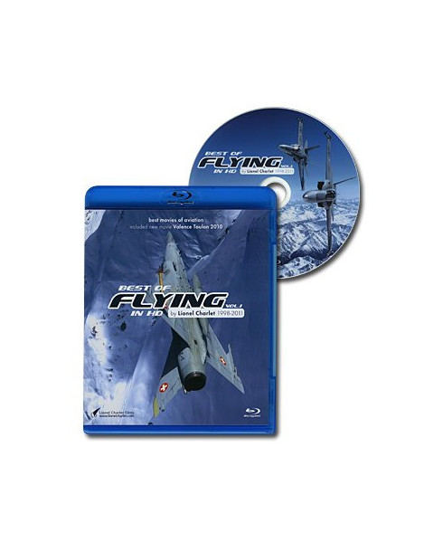 Blu-ray Best of Flying Vol. 1 in H.D.
