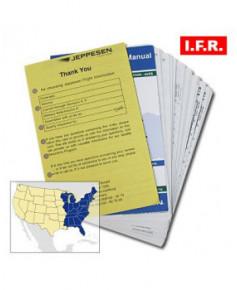 Trip kit I.F.R. Est des Etats-Unis (inférieur)