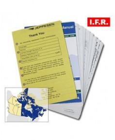 Trip kit I.F.R. Est du Canada (inférieur)