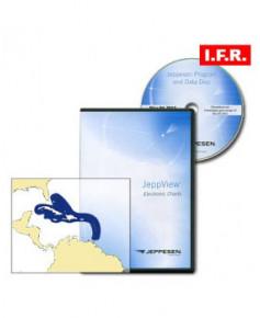 Trip kit Jeppview I.F.R. Caraïbes (mise à jour unique)