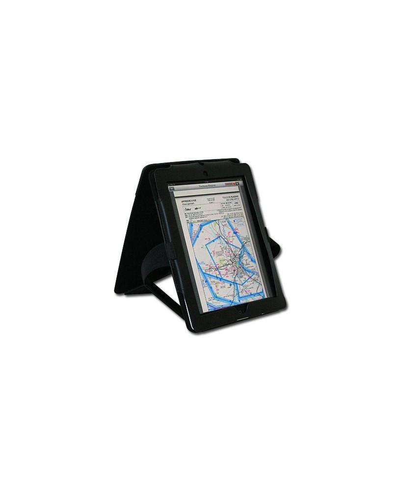 Planchette de vol inclinable Genesis 2 pour iPad 2 et NEW iPad - Sky High Gear