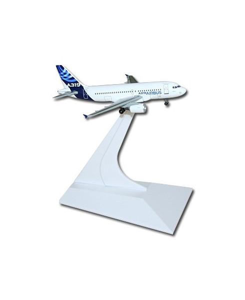 Maquette métal A319 nouvelles couleurs Airbus 2010 - 1/400e