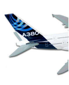 Maquette métal A380 nouvelles couleurs Airbus 2010 - 1/400e