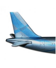Maquette métal A319 nouvelles couleurs Airbus Corporate Jets 2011 - 1/400e