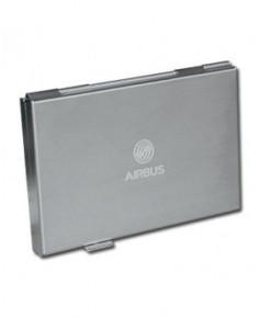 Porte-cartes de visite Airbus