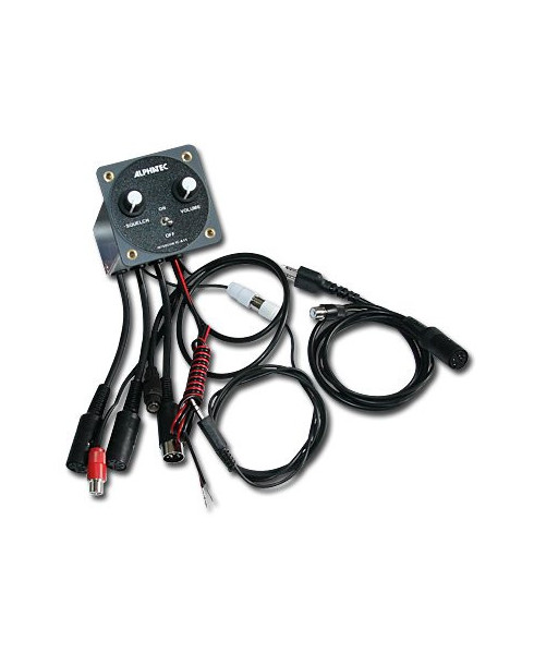Intercom IC-A11S avec câble radio pour Icom IC-A15