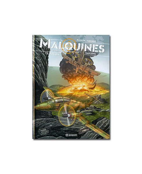Malouines - Tome 2 : Pucara