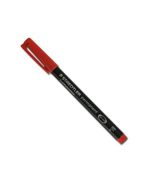 Feutre pointe fine - rouge