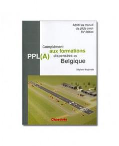 Complément aux formations PPL(A) dispensées en Belgique