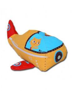 L'avion de Léon