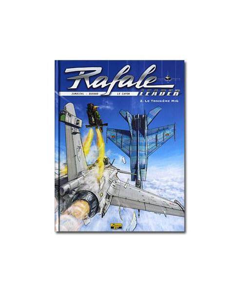Rafale Leader - Tome 2 : Le troisième Mig (Edition Spéciale)