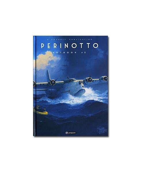 Lucio Perinotto Artbook - Tome 2