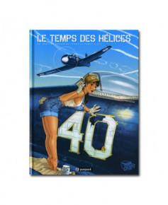 Le temps des hélices - 40e meeting aérien de Cerny - La Ferté Alais