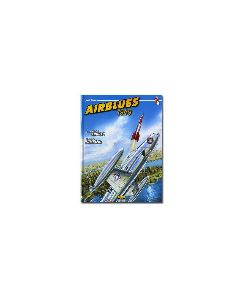 Airblues - Tome 5 : 1949 (Episode 2)