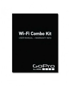Kit Combo Wi-Fi pour caméra GoPro (Bac Pac et télécommande)