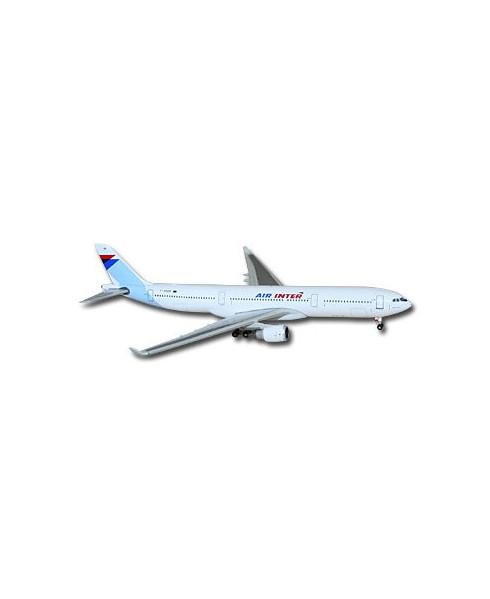 Maquette métal A330-300 Air Inter - 1/400e